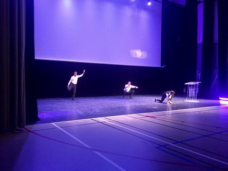Spectacle d'improvisation JDS Production